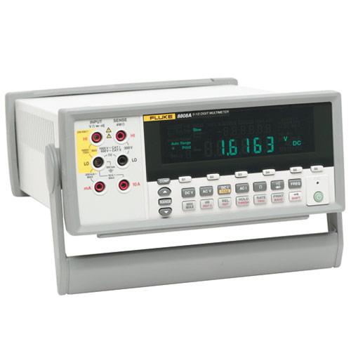 Fluke Megger Meter : Fluke a digital multimeter meter