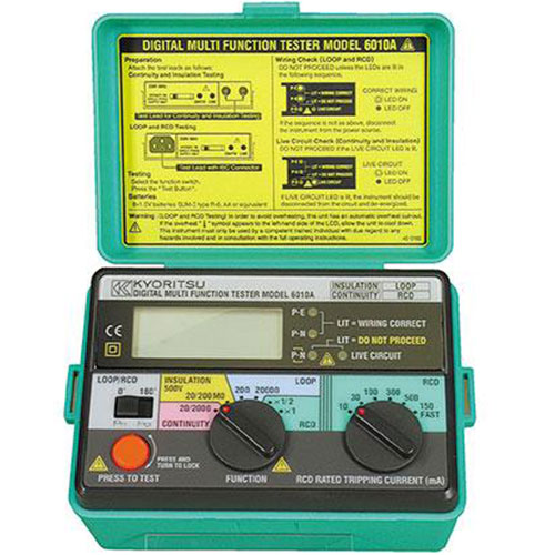 Kyoritsu Meter Digital